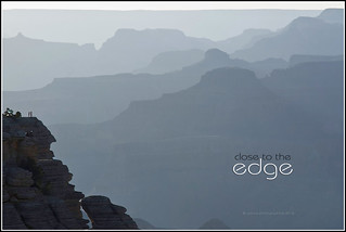 close to the edge3 @Grand Canyon