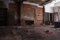 Fireplace (Kunst Images) Tags: church fireplace pentax decay ruin desolate desolation urbe urbex garyindiana k7
