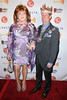 Empress Witty Repartee and Emperor Ritz Kraka, at the 2012 GLAAD Manhattan Summer Event. New York City, USA