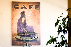 "cafe painting in front area • <a style=""font-size:0.8em;"" href=""https://www.flickr.com/photos/84562743@N04/7743482588/"" target=""_blank"">View on Flickr</a>"