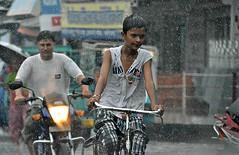 The Monsoon breaks, Jaipur (dw*c) Tags: trip travel india rain monsoon jaipur rajasthan rains picmonkey