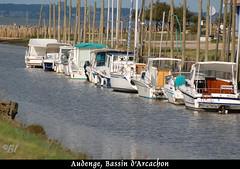 """Audenge, le port (Brigitte ... """"Tatie Clic"""") Tags: mer france port europe bateau bassindarcachon aquitaine gironde aquitania sansretouche francesudouest 201108231"""