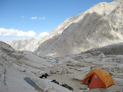 Camping on Whitney (You can call me Sir.) Tags: camping mt hiking backpacking whitney