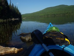Another early morning at Purden Lake (caseyphoto68) Tags: kayak paddle johndeere necky purdenlake