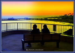 Sun Set Time....Nostalgia of Sun Rise Days....Please Read The Writeup...... (Sunciti _ Sundaram's Images + Messages) Tags: life california sea sky color art beach water memories relaxing nostalgia age discovery biography visualart sow seniors pacificcoast littoral distellery abigfave anawesomeshot agradephoto flickraward flickerdiamond diamondclassphotgrapher coranadelmar awesomescenery anobellife flickrestrella fabulousflicks abovealltherest alittlebeau