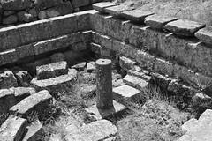 Delphi (Δελφοί) Greece, Aug 2012. 05-130 (megumi_manzaki) Tags: archaeology greek ancient delphi greece worldheritage delphoi