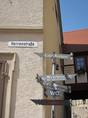 Men's Street (Mi-Wu) Tags: street men sign germany strasse signpost herren freinsheim herrenstrase