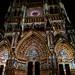 Cathédrale d Amiens : en habit de lumière
