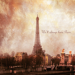We'll Always Have Paris (www.LKGPhoto.com) Tags: travel paris france texture eiffeltower structure lkgphotography wwwlkgphotocom texturesbydistressedtextures