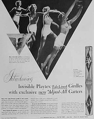 51 (Undie-clared) Tags: girdle playtex fablined