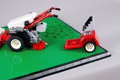 belos_16 (pehter aka ibbe) Tags: tractor lego gravely mocs lawnmover belos