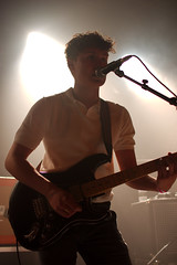 The SSS (RVST) Tags: tramlines leadmill sheffield indoor microphone guitar sss gig music live concert