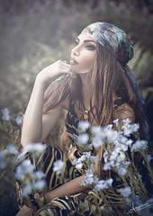pondering (Adonaira) Tags: secondlifemorph pondering daydreaming