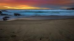 T A M A R A M A (Tonitherese) Tags: sunrise tamarama sydney australia ocean beach bondi waves