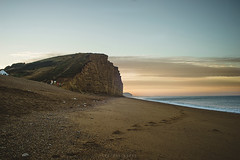 *** (Lee|Ratters) Tags: sony a7 canon fd 28mm nd110 long exposure neutral density filter west bay cliff sunrise coastal