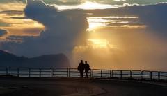 (Giovanni Battaglia.) Tags: eos5dmarkiii ef70200mmlf28isiiusm giovannibattaglia giovannibattagliafoto tramonto tramonti sunset sicilia sicily sky mysicily