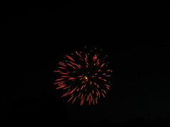 DSCN2977 (Yoru Tsukino) Tags: fireworks canada day 2016 night fire colorful colourful annual yearly