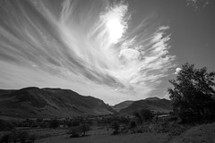 Cumbria, England (markdavisleica) Tags: clouds england lakedistrict cumbria wideangle bw uwa ultrawideangle nikon d750 1635 16mm