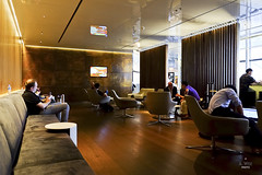 Quiet lounge section (A. Wee) Tags: cathaypacific  thebridge  lounge hongkong hkg    china