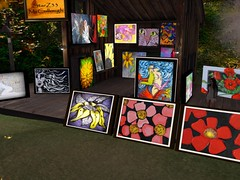 My Gallery (starz3339) Tags: secondlife starzartcorner galleries gallery art avatars wonderful drawings paintings sculpture color acrylic pencils inkssecondliferegiondraconissecondlifeparcelstarzartcornersecondlifex178secondlifey238secondlifez35