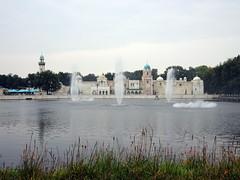 efteling_4_010 (OurTravelPics.com) Tags: efteling water show aquanura lake fata morgana attraction anderrijk kingdom
