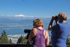 20160807_033_DennisWansink (Dennis Wansink) Tags: zoogdiervereniging zomerkamp svetlanamiteva familie verrekijker keesmostert telescoop montbalnc bergen jura alpen vaud zwitserland ch