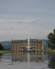 Chatsworth House (Joseph.Brooks) Tags: chatsworth house england uk fountain water sculpture pond