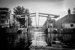 Closed Bridge (matthiasstiefel) Tags: amsterdam bridge brcke holzbrcke krachten netherlands niederlande