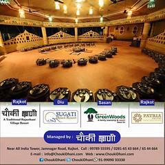 Rajasthani Resort (ChoukiDhani) Tags: restaurant hotel motel resort highwayhotel event function fun celebration wedding marriage hall business meet multicuisine