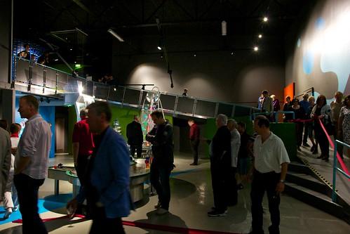 2013 Åpning nye utstillingen