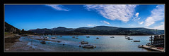 Somewhere in Time (Kevin, Thanks for over 3 Million Views) Tags: barmouth beach beautiful boats building canon1100d canon1855mm clouds colorfull colours hdr kevinwalker landscape panorama panoramic photoborder sand scenics sea serene sky tranquil wales water waterfront
