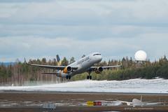 Thomas Cook - OY-TCI - A321-200 (Aviation & Maritime) Tags: oytci thomascook thomascookscandinavia airbus a321 a321200 airbus321 airbus321200 osl engm osloairportgardermoen oslolufthavngardermoen osloairport gardermoen norway