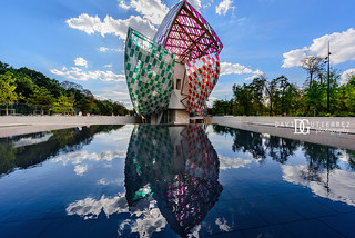 Louis Vuitton Foundation, Paris, France