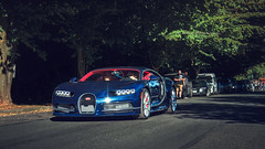 Blue Carbon Bugatti Chiron (Dylan King Photography) Tags: bugatti chiron blue carbon fiber red interior wheels lights front grill vancouver birtish columbia canada nikon d610 road public street w16 1500hp quadturbo 261mph 285mph