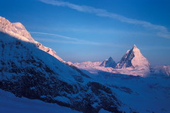Haute Route (czpictures) Tags: hauteroute mountains ski touring switzerland glacier mountaineering alpinism 4000er sunrise matterhorn