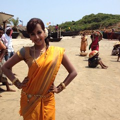 South Actress SANJJANAA Photos Set-6-Mahanadi Clips (74)