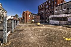 Car Park (post apocalyptic) (77 GR) Tags: citycentre derby tokina1116mm canon7dmarkii england unitedkingdom gb