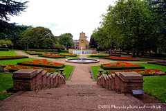 clifton park Rotherham South Yorrkshire (Phoenix photo and craft UK) Tags: rotherham clifton park war memorial fountin