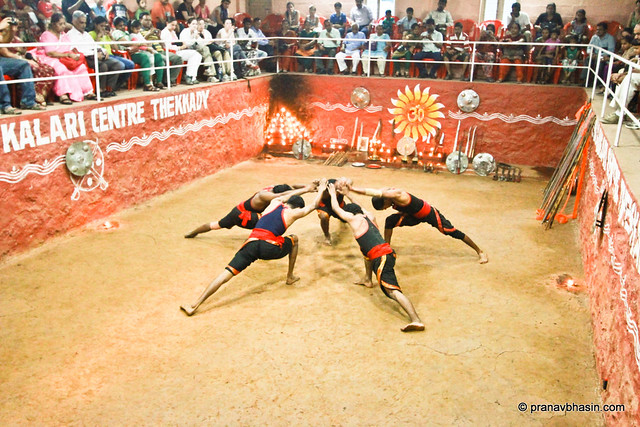 Kalaripayattu, The Ancient Martial Art Of Kerala