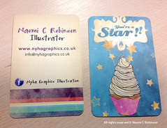 Cupcake Business Cards 2012 (Hi Ni) Tags: art illustration graphicdesign artist designer cupcake illustrator custom businesscard frosting cardgame personalised forkids mailer memorycards characterdesign promotionalmaterial forchildren roundedcorners moocards moobusinesscards moocom greetingcarddesign childrensbookillustrator artistpromo illustratorforhire cupcakre forlicense artistbusinesscard childrensbookdesigner