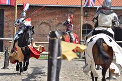 Gniew_20120708_-20 (zizin) Tags: nikon tournament knight joust jousting turniej d90 rycerz gniew