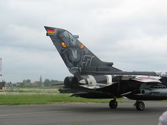 45+51 Panavia Tornado - German Air Force (graham19492000) Tags: tornado tigermeet germanairforce cambrai 4551 panaviatornado