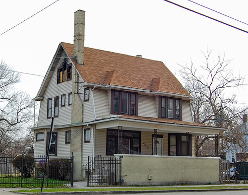 House of the Day #84: 407 W. 77th Street