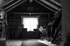 The attic at Sing folk museum (Jens Sderblom) Tags: old museum nikon sweden folk attic sverige scandinavia archipelago vind folkmuseum skrgrden hembygdsgrd roslagen sing 50mmf14g d7000 skargarden backbyn matsgrden