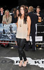 Lucie Jones. The European Premiere of 'The Dark Knight Rises' held at the Odeon West End - Arrivals.. London, England