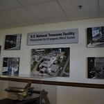 Entrance to the U.S. National Transonic Facility