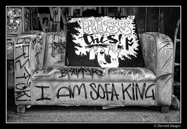 Sofa King.... What?