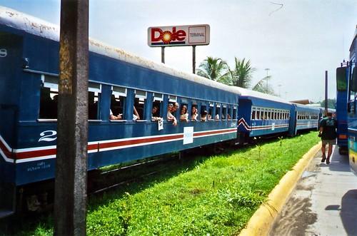 086 - Tren abandonado.