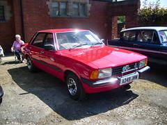 FORD CORTINA.MK V.  1979-1982. UK.