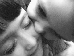 baby kiss (AleksandraMicic) Tags: photographs images photography children love life caring brother sister baby inspiration bw serbia aleksandramicic 7dwf blackandwhite monochrome people micicart micicartstudio deca slike neznost ljubav porodica family insiracija zivot sestra brat bebe ljudi